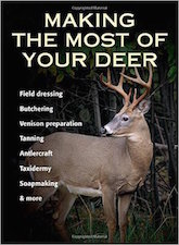 Comprehensive book on butchering and processing deer.