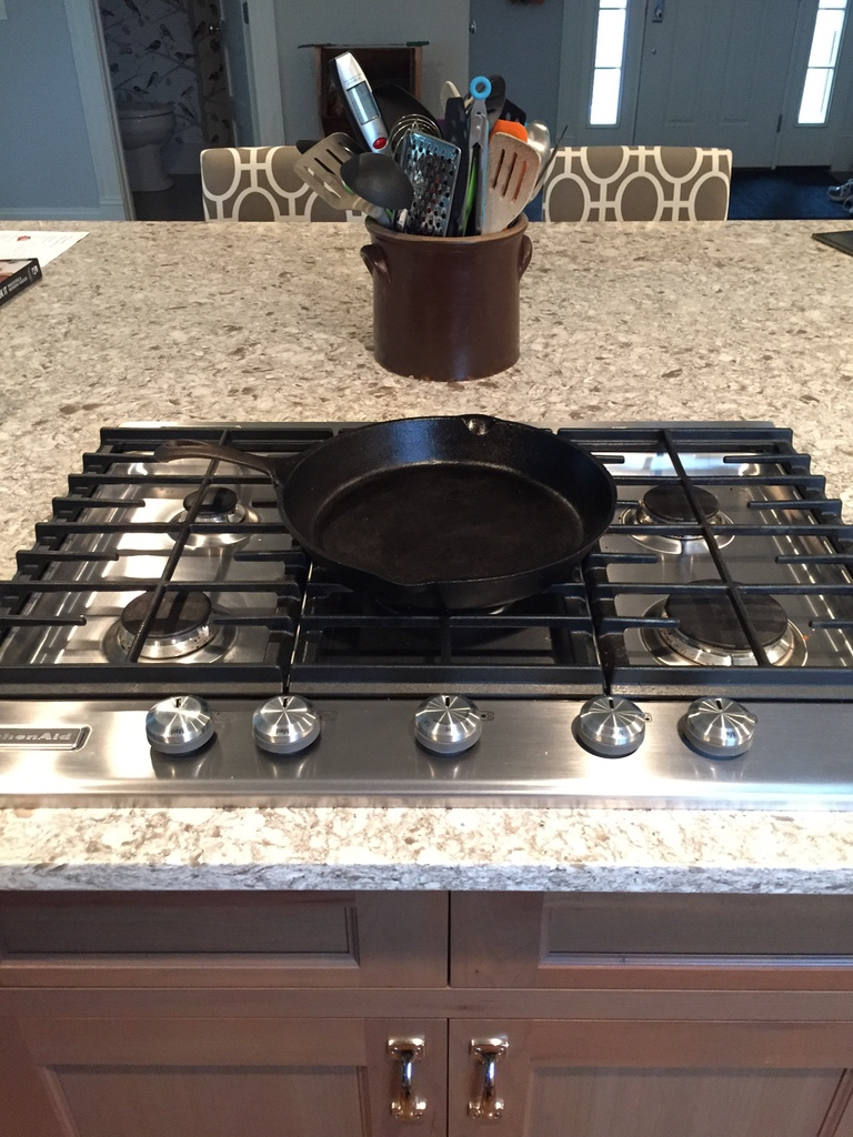 Cooking with Cast Iron Pans