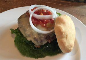 venison hamburger