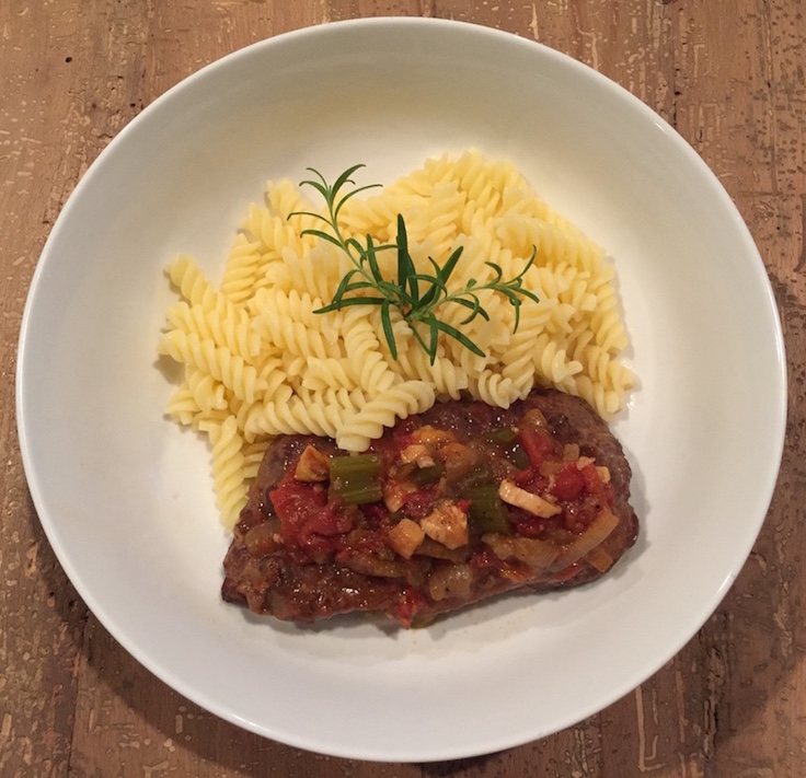 Venison Swiss Steak – From Tough to Tender