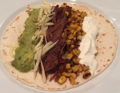 Easy Venison Crockpot Tacos