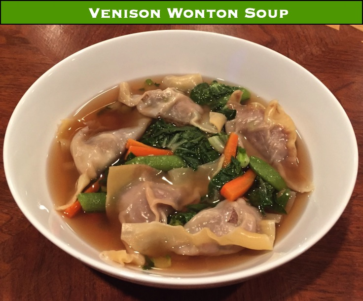 Wontons are fun and easy to make, and can be used in a variety of ways, from soup to some tasty fried appetizers.