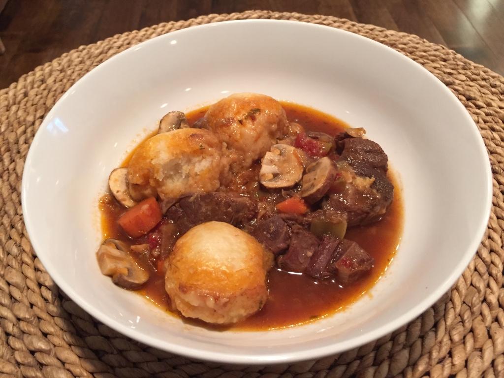 Venison Shank Stew